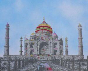 The Morning After - Taj Mahal · Nick Walker · 2008
