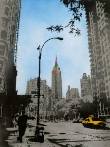 The Morning After – Empire State · Nick Walker · 2009
