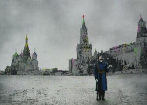 The Morning After - Moscow · Nick Walker · 2009