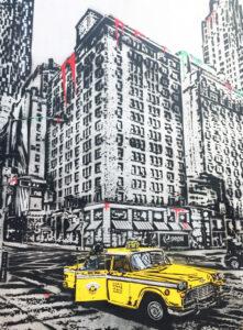 all city vandal · Nick Walker · 2020