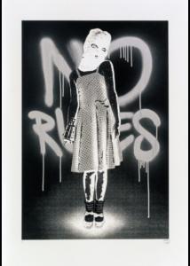Vandal Child Negative – No Rules · 2021 · Nick Walker