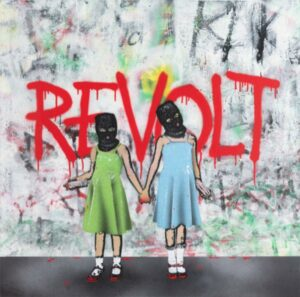 Revolt · 2021 · Nick Walker