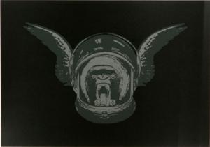 Apish Angel · 2015 · Nick Walker