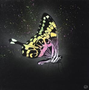 Butterfly · 2018 · Nick Walker