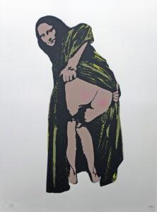Moona Lisa · 2007 · Nick Walker