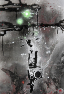 Ghetto Ghost · 2007 · Nick Walker