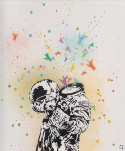 Headless Astronaut · 2006 · Nick Walker