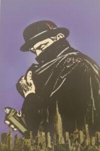 Gotham Vandal Purple · 2014 · Nick Walker