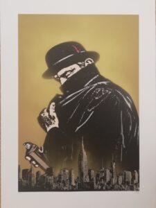 Gotham Vandal Gold · 2014 · Nick Walker