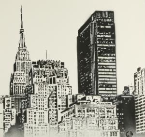 New York · 2015 · Nick Walker
