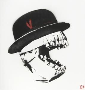 Skeleton Hat · 2004 · Nick Walker