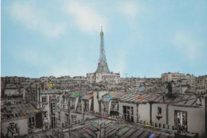 The Morning After Paris · 2012 · Nick Walker