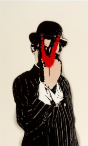 V for Vandal · 2008 · Nick Walker
