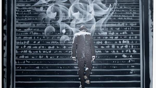"Nick Walker - ""The Departure"" print"