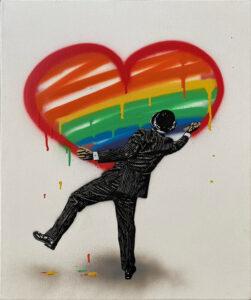Love Vandal - The Fill In · 2021 · Nick Walker